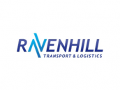Ravenhill Couriers Logo