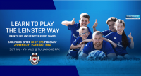 Leinster Rugby Summer Camp 2017