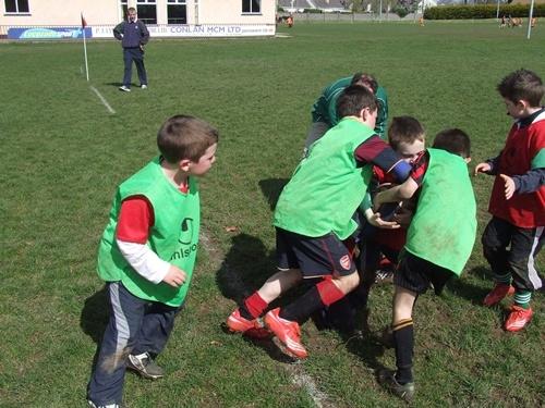 Mini rugby Tullamore
